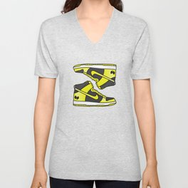 Wu Tang Dunks Unisex V-Neck