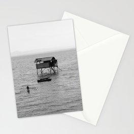 Sea Hut Stationery Cards
