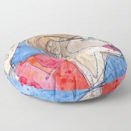 Senator Elizabeth Warren Floor Pillow