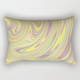 YELLOW FANCY Rectangular Pillow