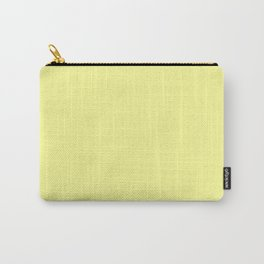Canary - solid color Carry-All Pouch