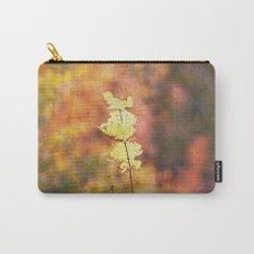 Seasonal Closeup - Autumn Carry-All Pouch