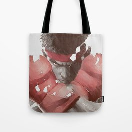 Street Fighter Tote Bag