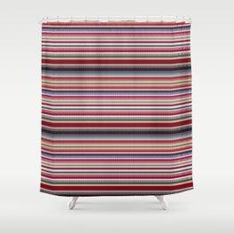 Nick's Blanket 1968 Shower Curtain