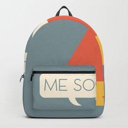 Me So Corny Backpack
