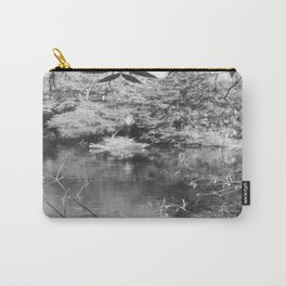 Pine Woods Of East Texas Exhibit Carry-All Pouch