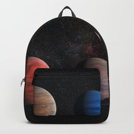 Planets : Hot Jupiter Exoplanets Backpack