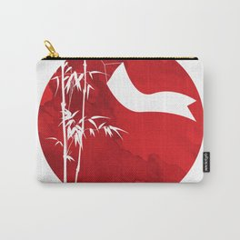 New Year Tree Bamboo Pole Vietnam Neu Carry-All Pouch