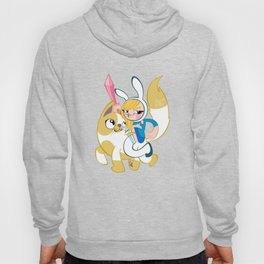 Time for some adventures! (Fionna & Cake) Hoody