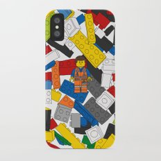 The Lego Movie iPhone X Slim Case