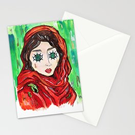 Famous Portrait Stationery Cards