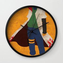 Fourth Hokage Wall Clock