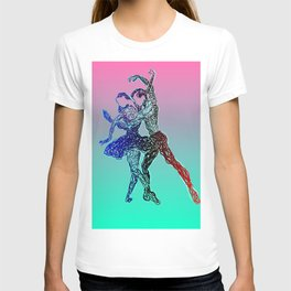 Dancing together T-shirt