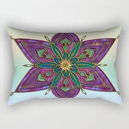 Crest of Kali Rectangular Pillow