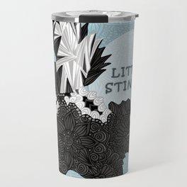 Little Stinker -blue- Travel Mug