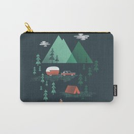 Pitch a Tent Carry-All Pouch