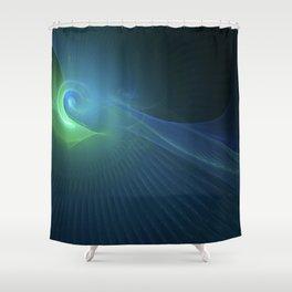 Newborn Dreams Shower Curtain