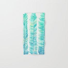 Seafoam Seaweed Hand & Bath Towel