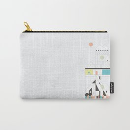 Forma 1 by Taylor Hale Carry-All Pouch