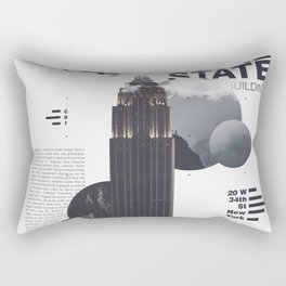 Empire State Rectangular Pillow