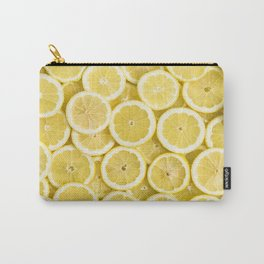 Lemon pattern #society6 #decor #buyart Carry-All Pouch