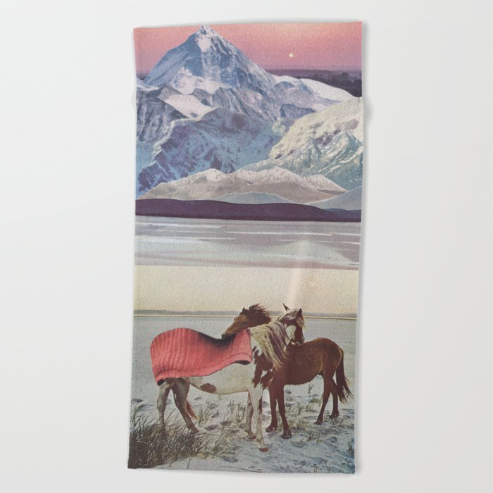 Comfort Beach Towel