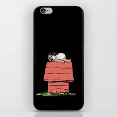 PUG HOUSE iPhone & iPod Skin