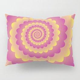 Indian Rangoli Pattern Pillow Sham