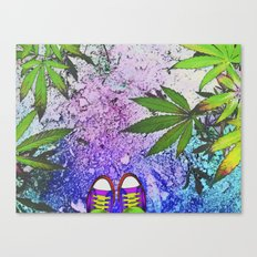 Stay High Canvas Print