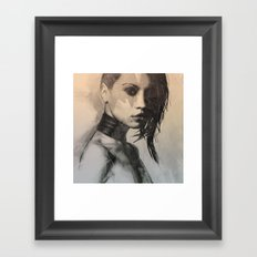 err-2 Framed Art Print