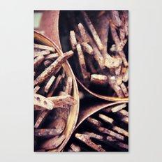 Rust 6 Canvas Print