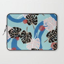 Tropical Origami Laptop Sleeve