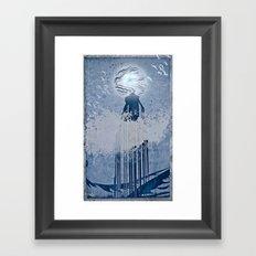 Winter°Fall^ Framed Art Print