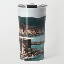 Sea Cliff Bridge. New South Wales. Australia. Travel Mug