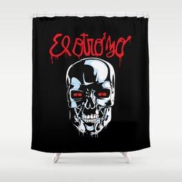 El Otro Yo Terminator Shower Curtain