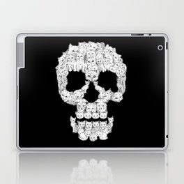 Skulls Are For Pussies Laptop & iPad Skin