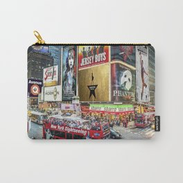 Times Square II Carry-All Pouch