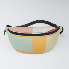modern abstract II Fanny Pack