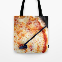 Playing Pizza Tote Bag