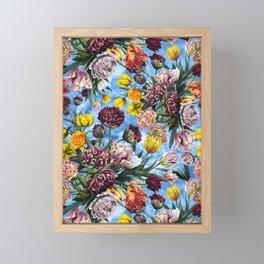 Sky Garden Framed Mini Art Print