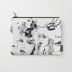 Trois Stevie Carry-All Pouch
