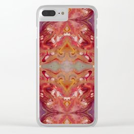 Serenity Clear iPhone Case
