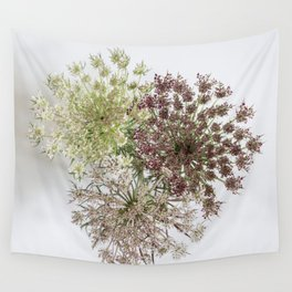 Dill Weed Flowers Wall Tapestry