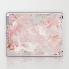 Floral Rose Roses painterly pattern Laptop & iPad Skin