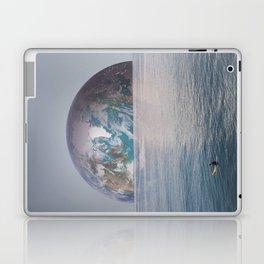 LONE SURFER Laptop & iPad Skin