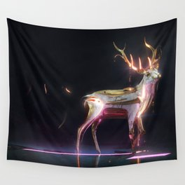Vestige-5-36x24 Wall Tapestry