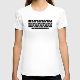 Captain's Keyboard T-shirt