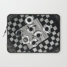Coffee and Cigarettes Laptop Sleeve