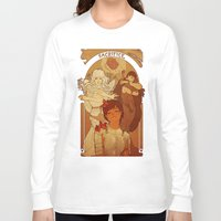 berserk Long Sleeve T-shirts featuring Sacrifice by Marta Milczarek