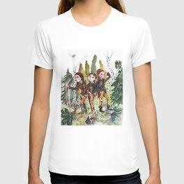 Sarmatian sisters T-shirt